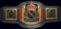 Pancrase Submission Wrestling Championship Belt
